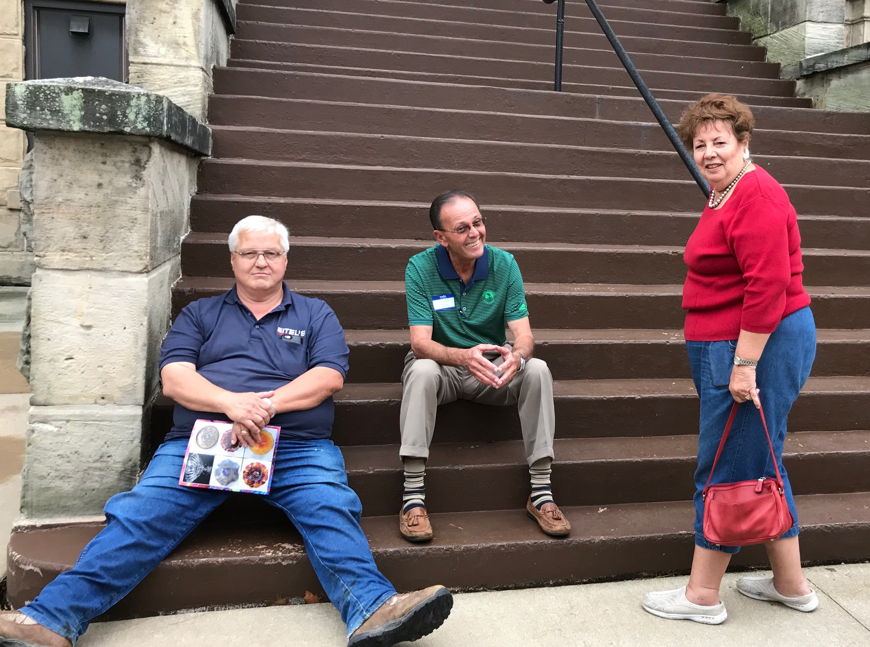 The Courthouse Steps